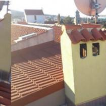 Lesnina inženjering d.o.o. zastupnik Gerard pokrova darovala novi krov Mariji Orlić iz Punta!
