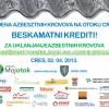 Beskamatni krediti za zamjenu azbestnih krovova na otoku Cresu