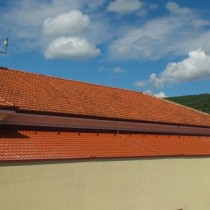 Zamjena azbestnog krova Općine Punat