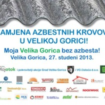 Moja Velika Gorica bez azbesta!