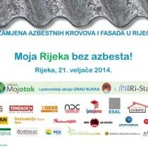 """""""Moja Rijeka bez azbesta!"""" - dva aplauza i puna dvorana"""