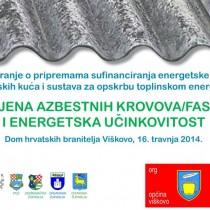 U Viškovu održana javna tribina o sufinanciranju energetske učinkovitosti