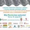 """Počela kampanja """"Moja Istra bez azbesta!"""" s prezentacijom """"Moj Rovinj bez azbesta!"""""""