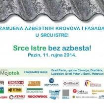"""""""Srce Istre bez azbesta!"""""""