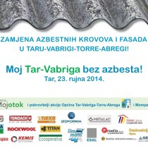 Moj Tar-Vabriga bez azbesta!