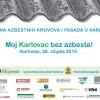 Moj Karlovac bez azbesta!