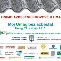 Moj Umag bez azbesta! - 50-ta jubilarna prezentacija
