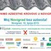 Moj Novigrad bez azbesta!