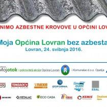 Moja Općina Lovran bez azbesta!