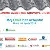 Moj Omiš bez azbesta!