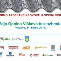 Moja Općina Viškovo bez azbesta!