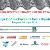 Moja Općina Povljana bez azbesta!