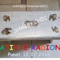 Kreativna radionica - Shabby chic