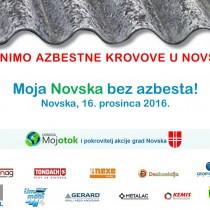 Moja Novska bez azbesta!