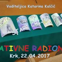 Kreativne radionice u Krku – Stari crijep