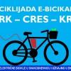 Biciklijada e-bicikala KRK – CRES – KRK
