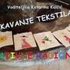 Kreativna radionica - Oslikavanje tekstila