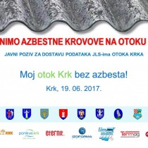 Moj otok Krk bez azbesta!