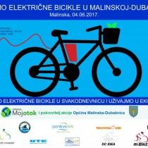 Vozimo električne bicikle u Malinskoj - Dubašnici
