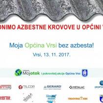 Moja Općina Vrsi bez azbesta!