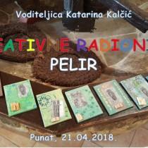 Kreativna radionica - PELIR
