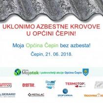 Moja Općina Čepin bez azbesta!