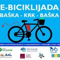 E-biciklijada Baška-Krk-Baška