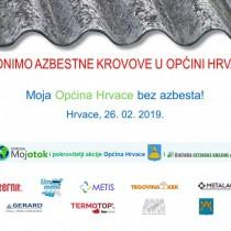 Moja Općina Hrvace bez azbesta!