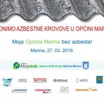 Moja Općina Marina bez azbesta!