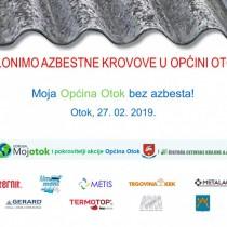 Moja Općina Otok bez azbesta!
