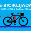 E-biciklijada Punat-Stara Baška-Punat