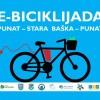 Održana treća E-biciklijada Punat-Stara Baška-Punat