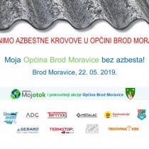 Moja Općina Brod Moravice bez azbesta!