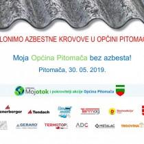 Moja Općina Pitomača bez azbesta!