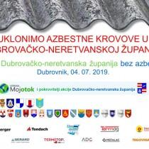 Moja Dubrovačko-neretvanska županija bez azbesta!