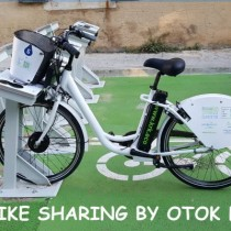BIKE SHARING BY OTOK KRK