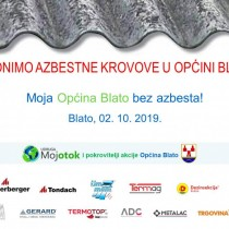 Moja Općina Blato bez azbesta!