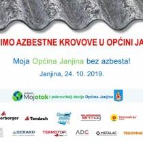 Moja Općina Janjina bez azbesta!