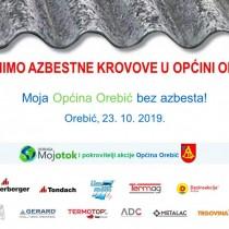 Moja Općina Orebić bez azbesta!