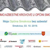 Moja Općina Smokvica bez azbesta!
