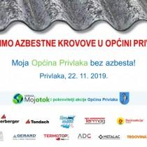 Moja Općina Privlaka bez azbesta!