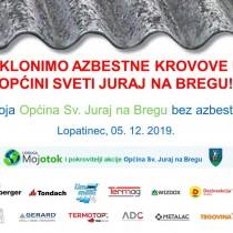 Moja Općina Sveti Juraj na Bregu bez azbesta!