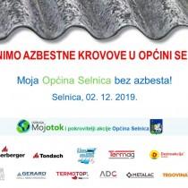Moja Općina Selnica bez azbesta!
