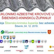 Moja Šibensko-kninska županija bez azbesta!