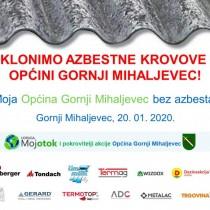 Moja Općina Gornji Mihaljevec bez azbesta!