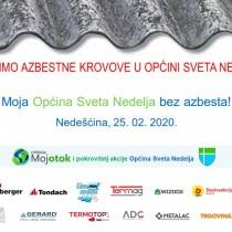 Moja Općina Sveta Nedelja bez azbesta!
