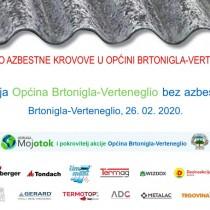 Moja Općina Brtonigla Verteneglio bez azbesta!
