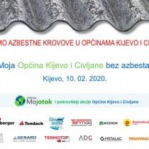 Moja Općina Kijevo i Civljane bez azbesta!