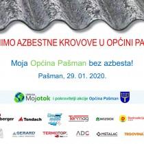 Moja Općina Pašman bez azbesta!