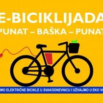 E biciklijada Punat-Baška-Punat - ODGOĐENO!